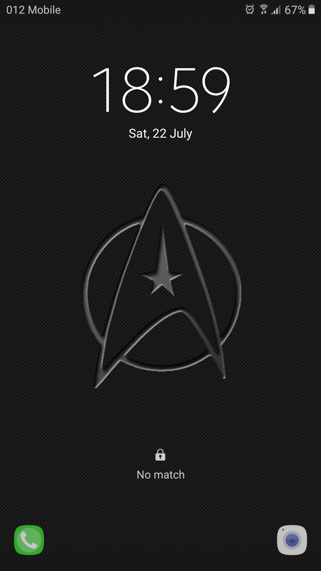 Star Trek wallpaper for my phone